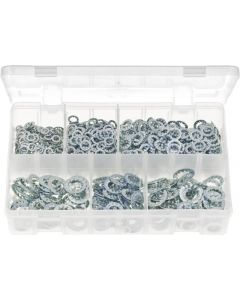 Lock Washers Serrated Internal Assortment