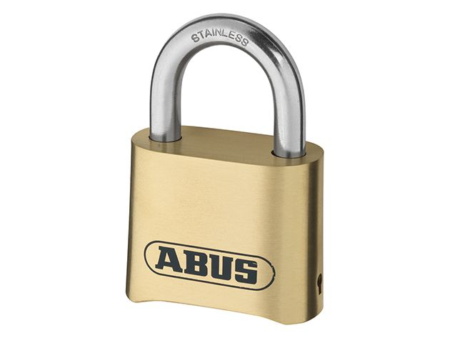 ABUS Mechanical 180IB/50 Brass Combination Padlocks