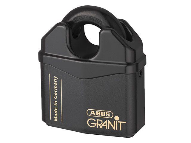 ABUS Mechanical 37RK/80mm Granit Plus Closed Shackle Padlocks