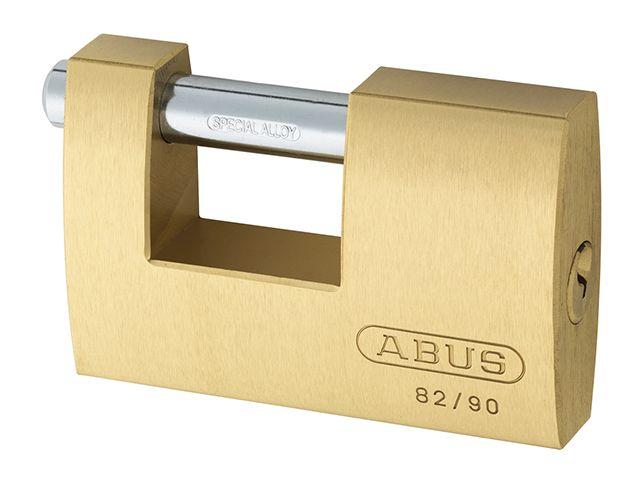 ABUS Mechanical 82/90 Monoblock Shutter Padlocks