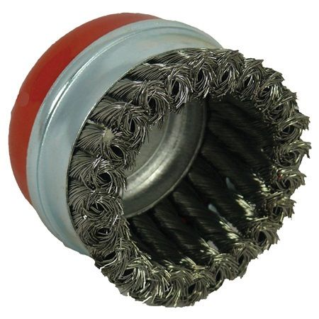 Abracs Twist Knot Wire Cup Brushes