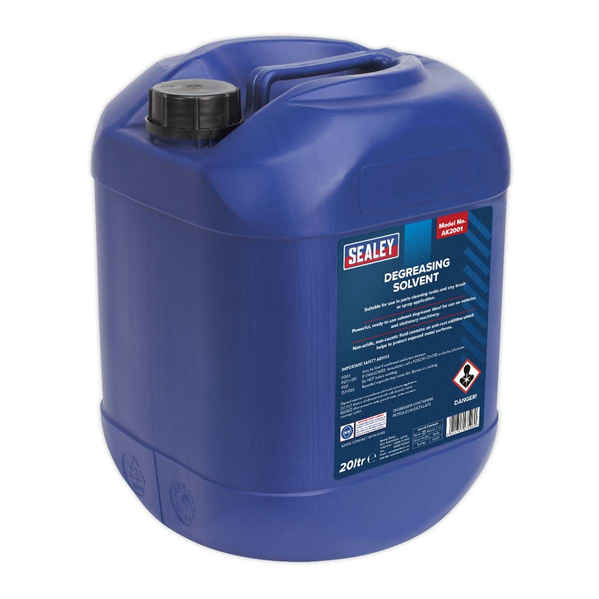 Sealey Degreasing Solvent 20L