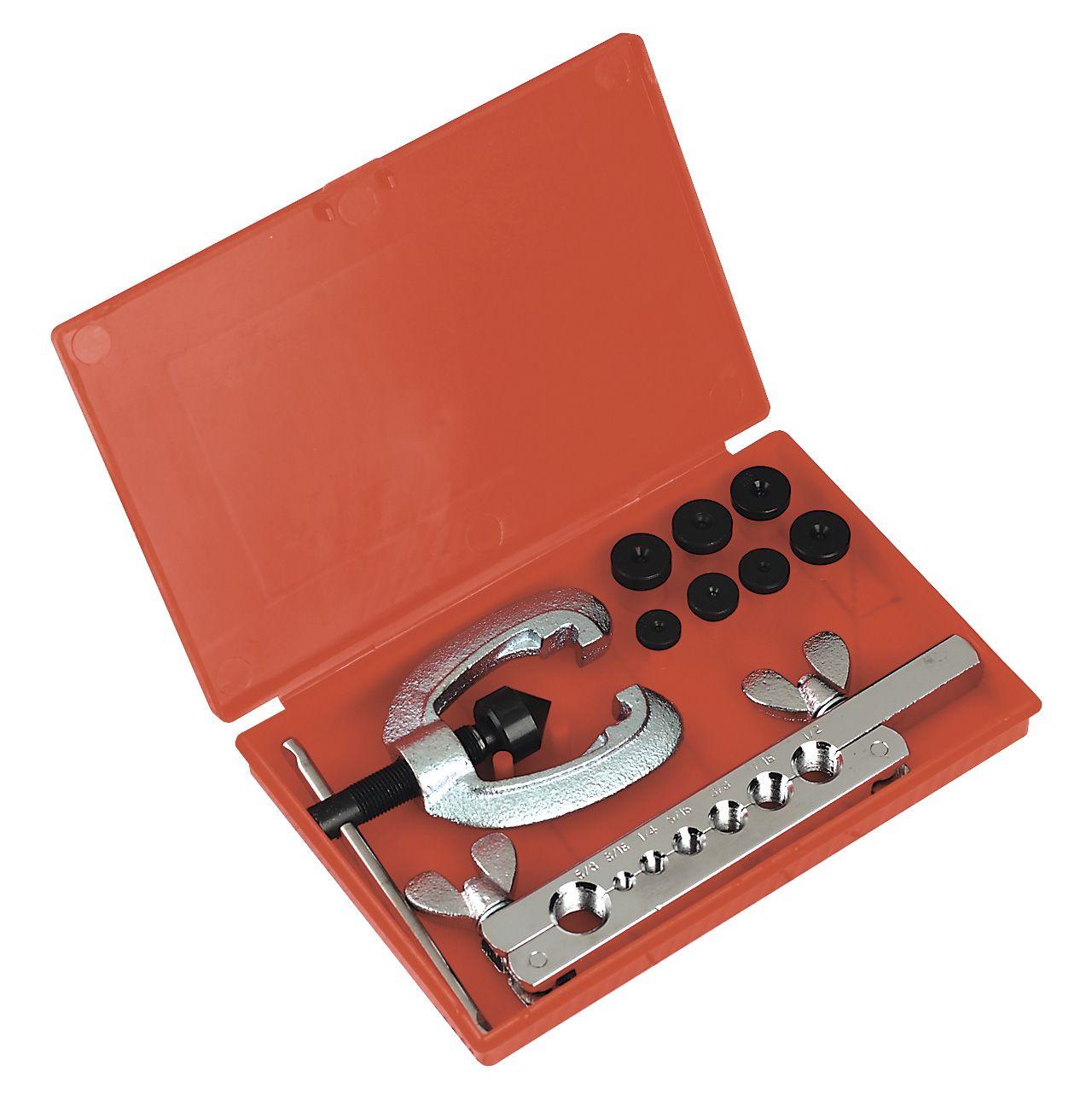 Sealey Pipe Flaring Kit 9pc