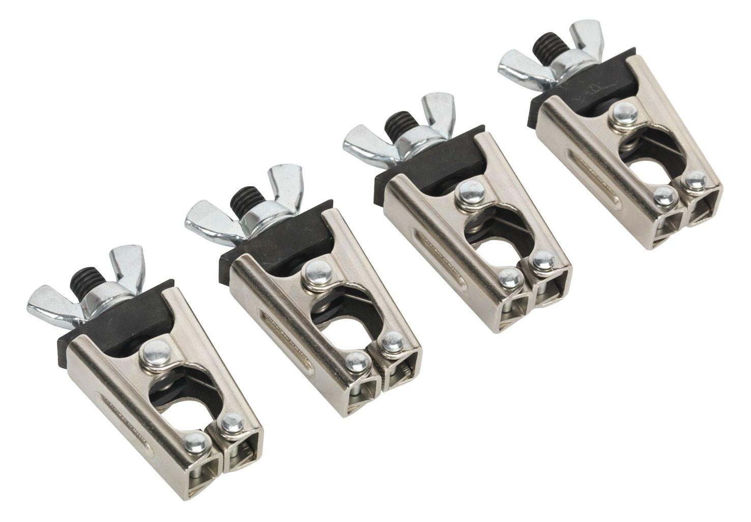 Sealey Micro Welding Clamp Set 4pc