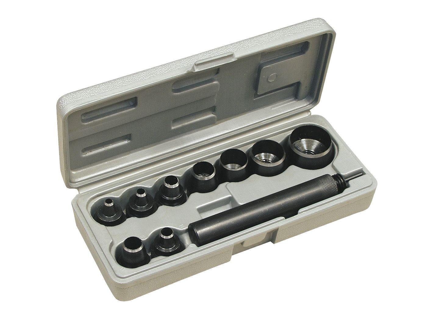 Sealey Gasket Punch Set 10pc