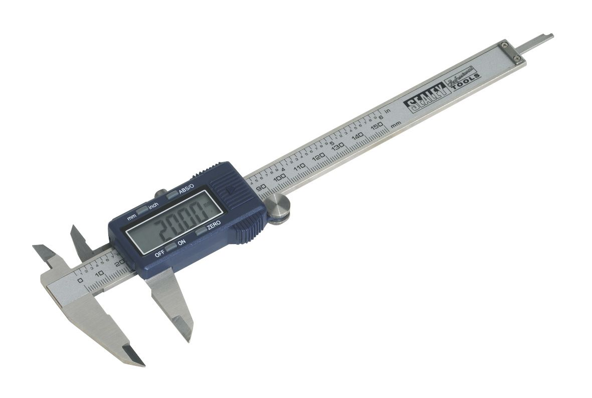 Sealey Digital Vernier Calliper