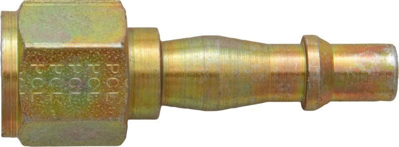 """Pk 5 PCL Airflow Vertex Screwed Adaptors 1/4"""" BSP Female"""