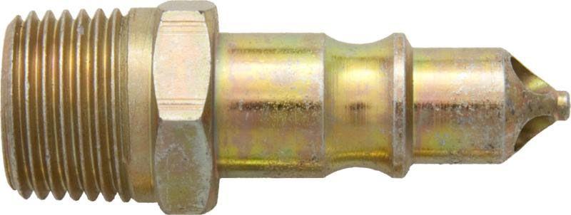 """Pk 3 PCL 100 Series Screwed Adaptors 1/2"""" BSP Male"""