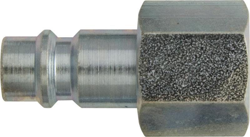 """Pk 5 PCL XF High Flow Screwed Adaptors 1/4"""" BSP Female"""