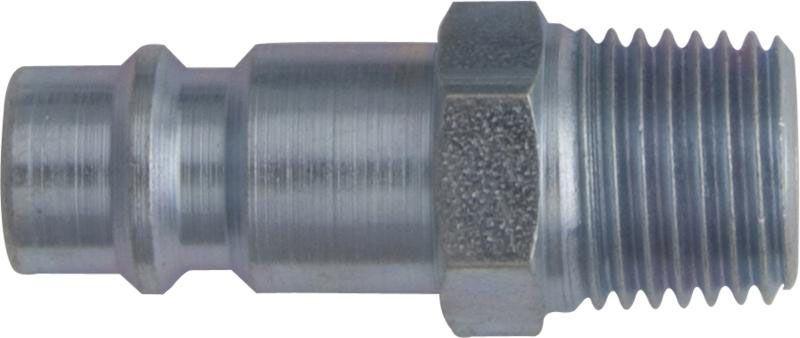 """Pk 5 PCL XF High Flow Screwed Adaptors 1/4"""" BSP Male"""