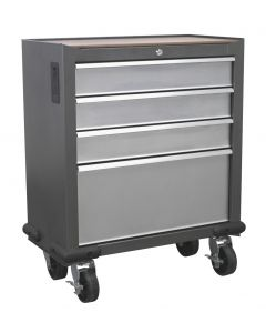 Sealey Mobile Cabinet 4 Drawer