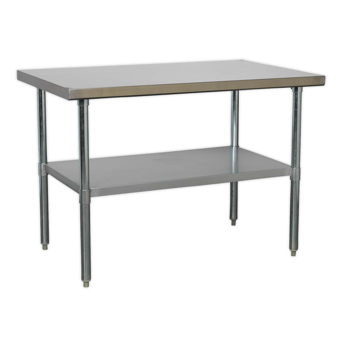 Sealey Stainless Steel Workbench 1.2m