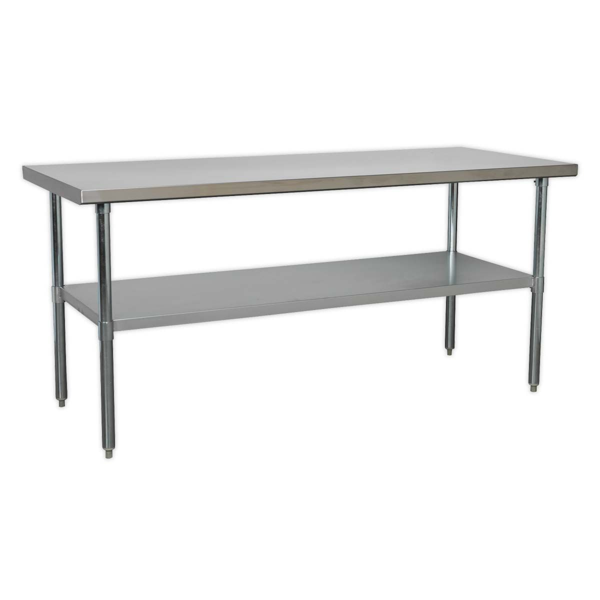 Sealey Stainless Steel Workbench 1.8m