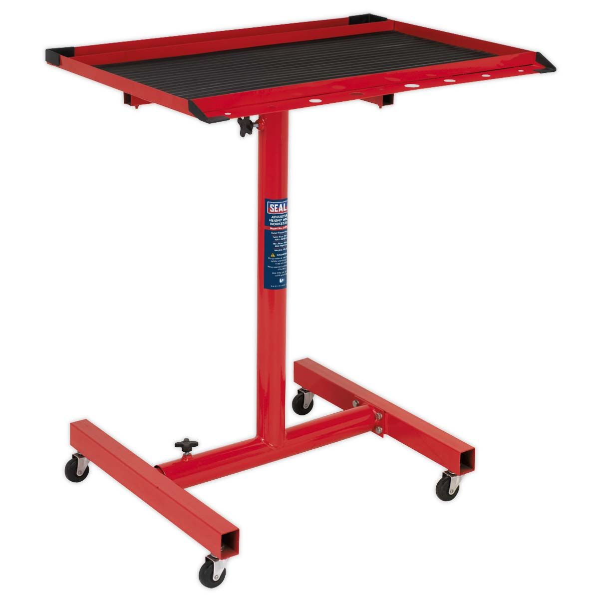 Sealey Mobile Work Station - Adjustable Height