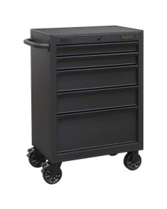 Sealey Superline Pro Rollcab 5 Drawer 680mm with Soft Close Drawers