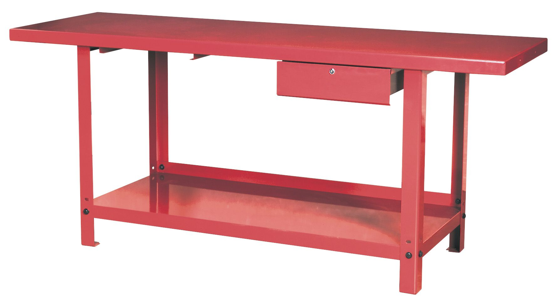 Sealey Workbench Steel 2m with 1 Drawer
