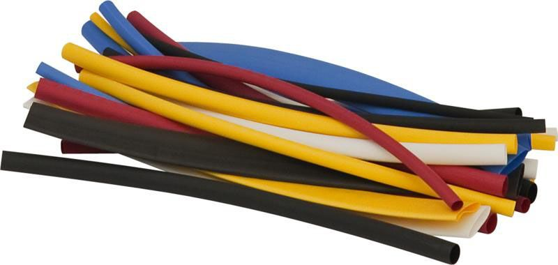 Heat Shrink Tubing Packet Assortment