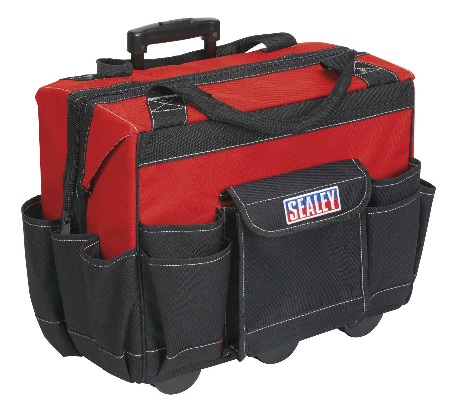 Sealey Tool Storage Bag on Wheels 450mm Heavy-Duty
