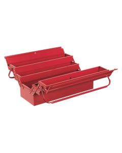 Sealey Cantilever Toolbox 4 Tray 530mm