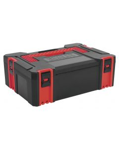 Sealey ABS Stackable Click Together Toolbox - Medium
