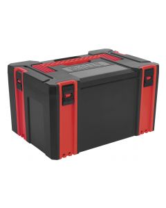 Sealey ABS Stackable Click Together Toolbox - Large