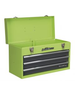 Sealey American Pro Tool Chest 3 Drawer Portable with Ball Bearing Slides - Hi-V