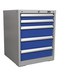 Sealey Cabinet Industrial 5 Drawer