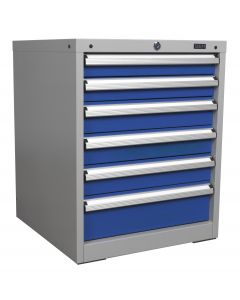 Sealey Cabinet Industrial 6 Drawer