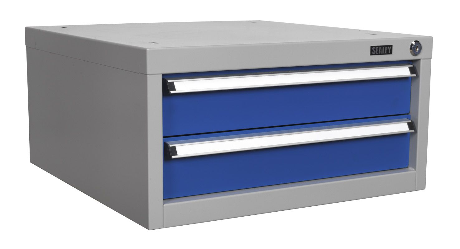 Sealey Double Drawer Unit for API Series Workbenches