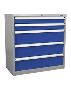Sealey Industrial Cabinet 5 Drawer
