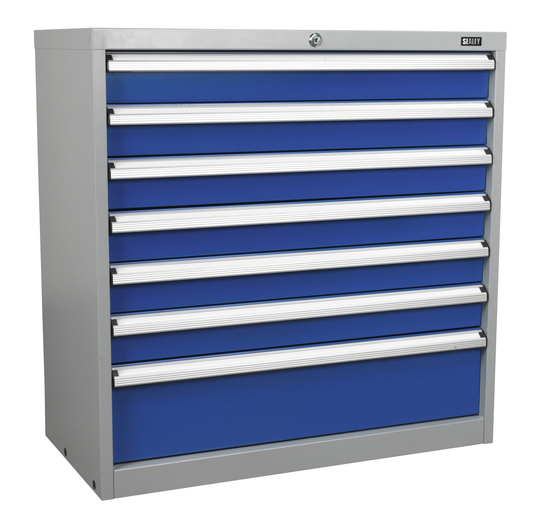Sealey Industrial Cabinet 7 Drawer
