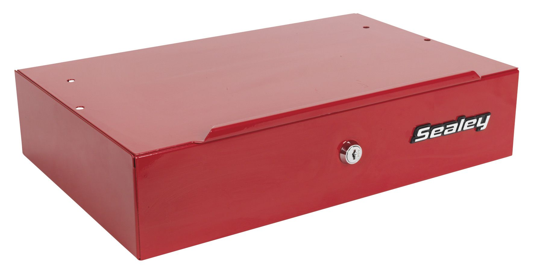 Sealey Side Cabinet for Long Handle Tools - Red