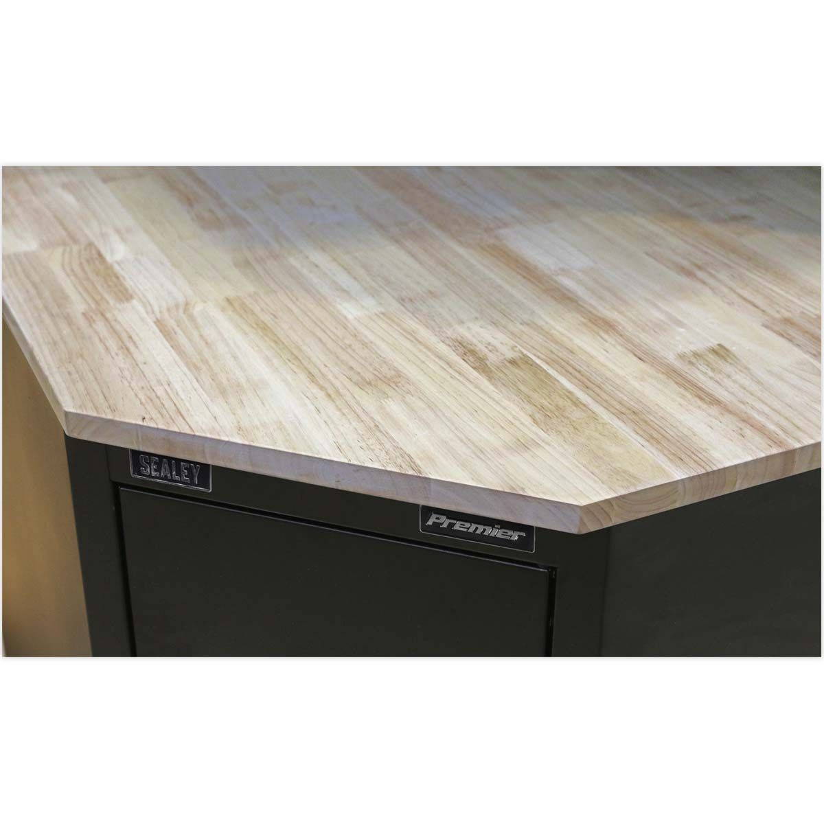 Sealey Premier Oak Corner Worktop 930mm