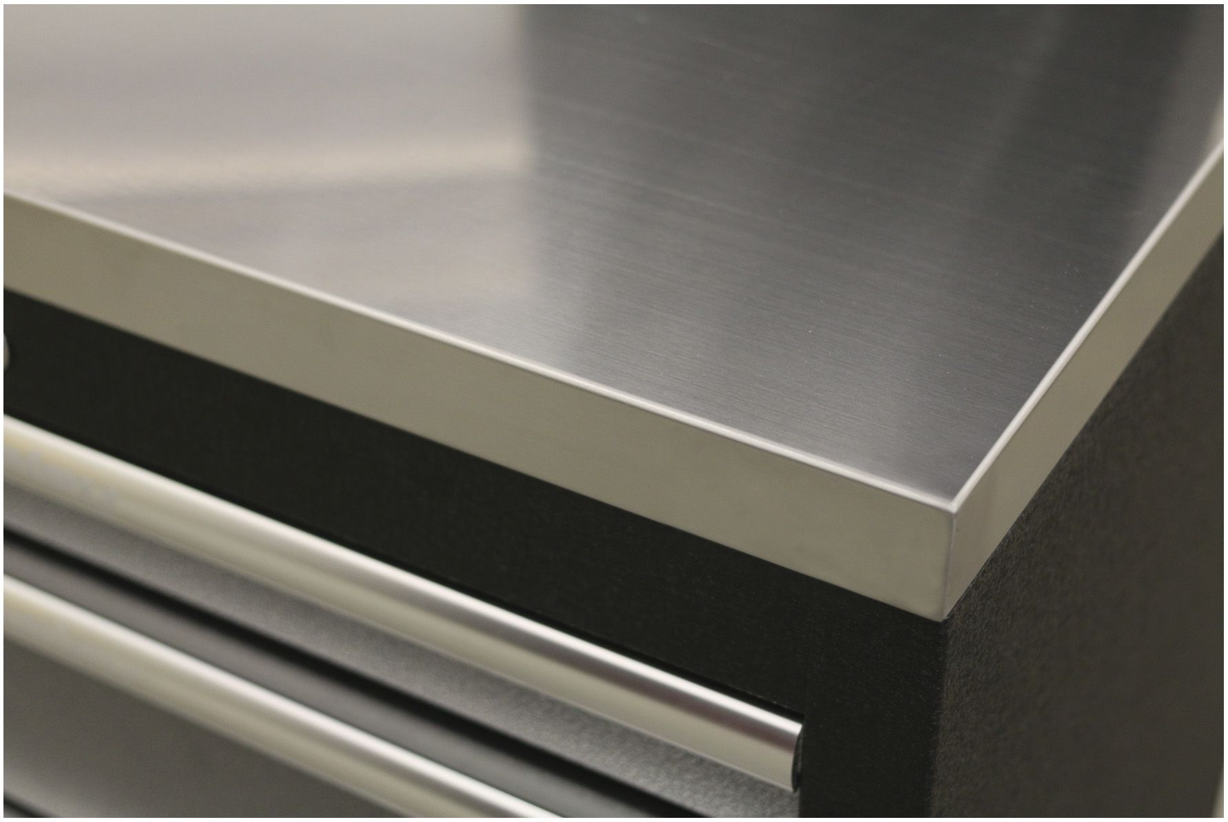 Sealey Superline Pro Stainless Steel Worktop 2040mm