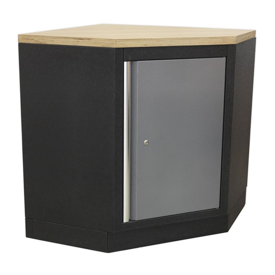 Sealey Superline Pro Modular Corner Floor Cabinet 865mm