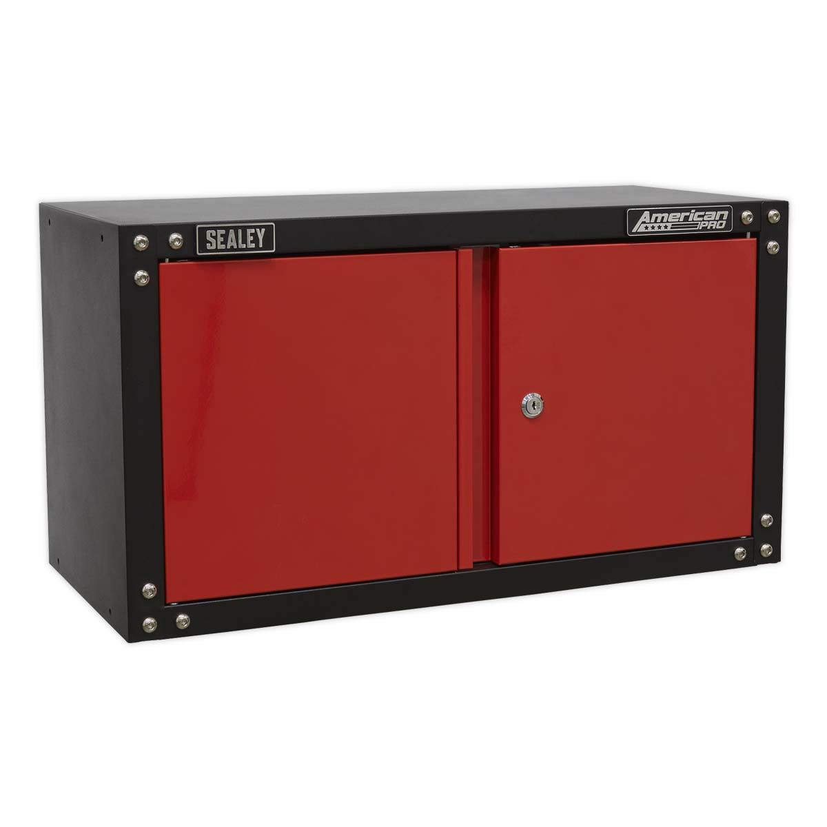 Sealey American Pro Modular 2 Door Wall Cabinet 665mm