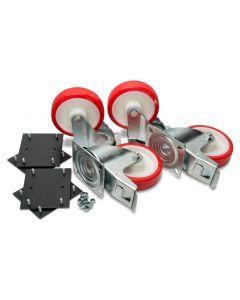 "Armorgard CAS-HD 6"" Heavy Duty Castor Wheels"