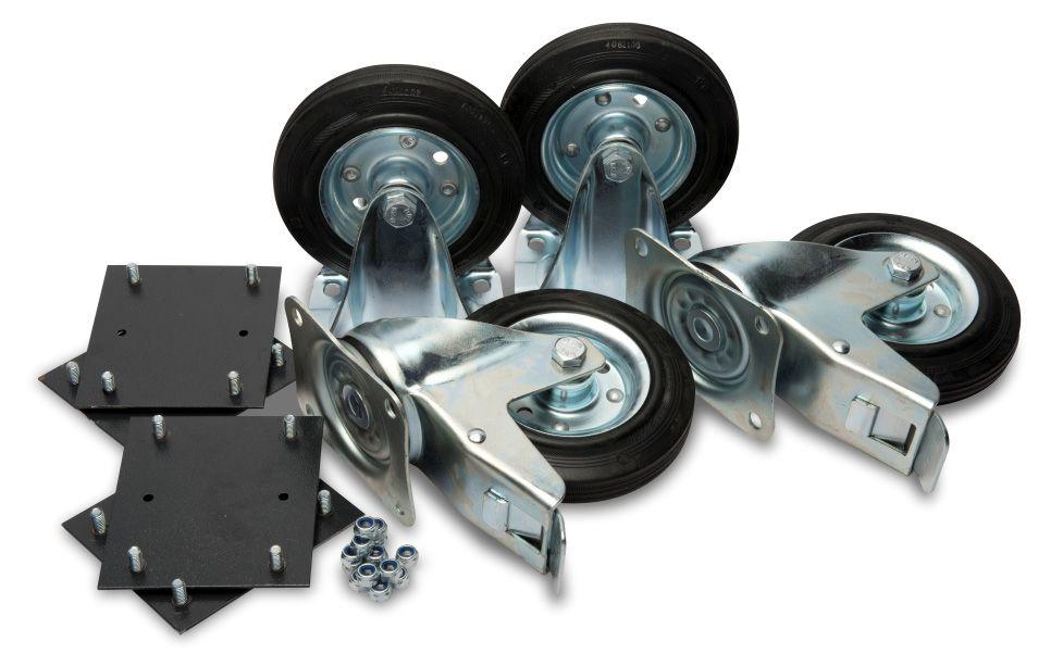 """Armorgard CAS 6"""" Castor Wheels"""