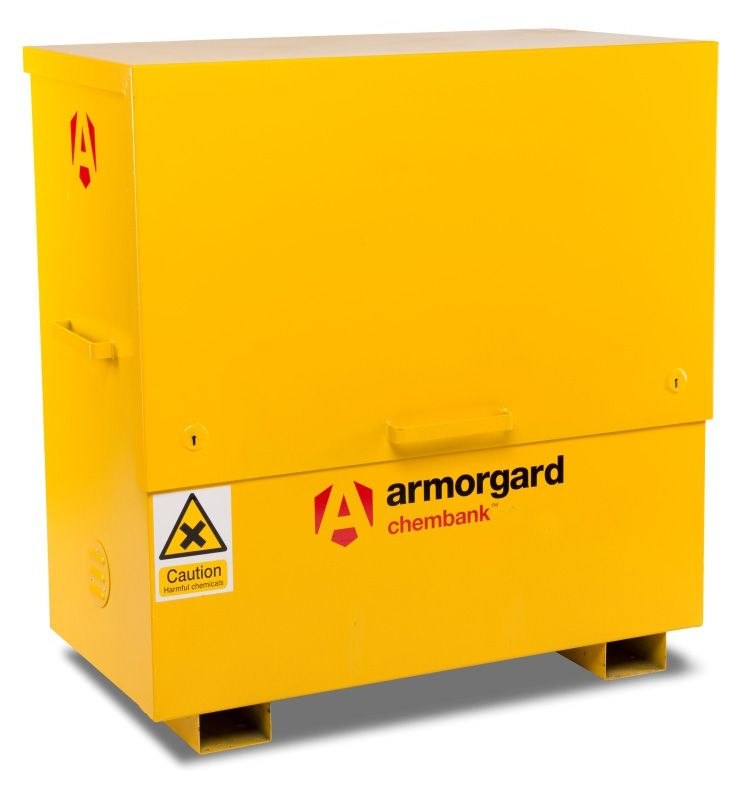 Armorgard CBC4 Chembank Chemical Materials Storage Chest