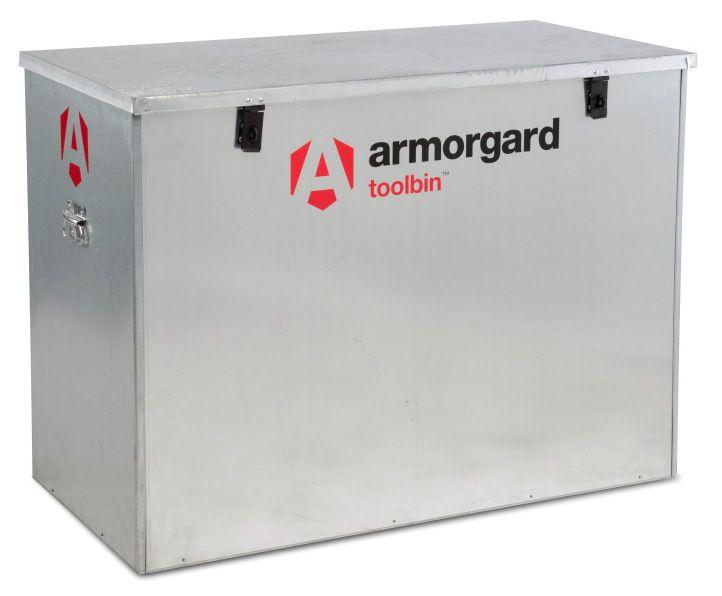 Armorgard GB3 Toolbin Galvanised Storage Box