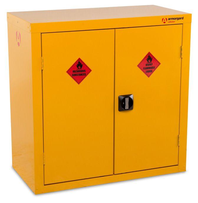 Armorgard HFC3 Safestor Hazardous Materials Floor Storage Cupboard