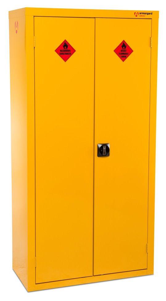 Armorgard HFC7 Safestor Hazardous Materials Floor Storage Cupboard