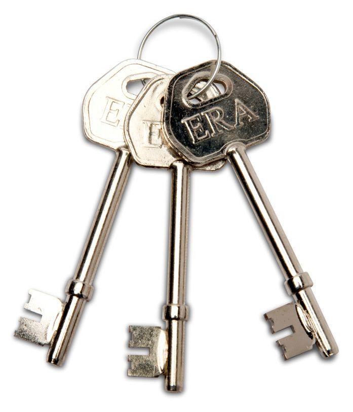 Armorgard KEY3 Replacement Keys