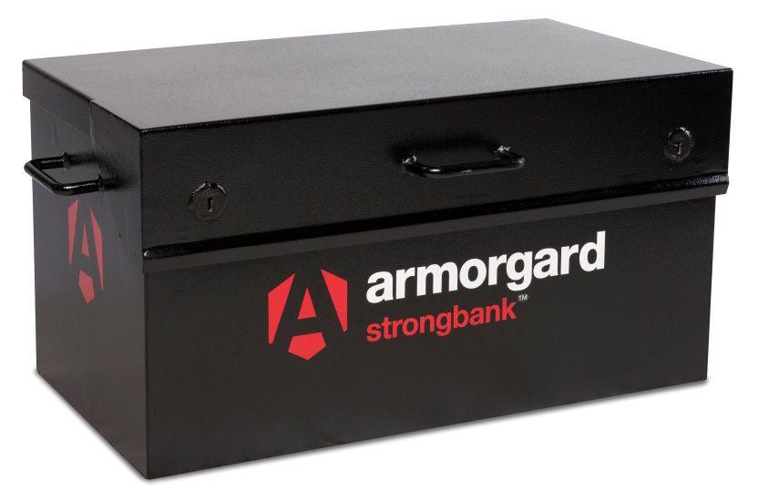 Armorgard SB1 Strongbank Ultra Secure Van Box
