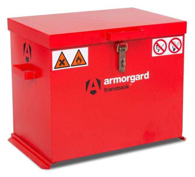 Armorgard TRB3 Transbank Hazardous Materials Transit Box