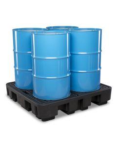 Armorgard DBP4 Drumbank 4 Drum Plastic Spill Pallet