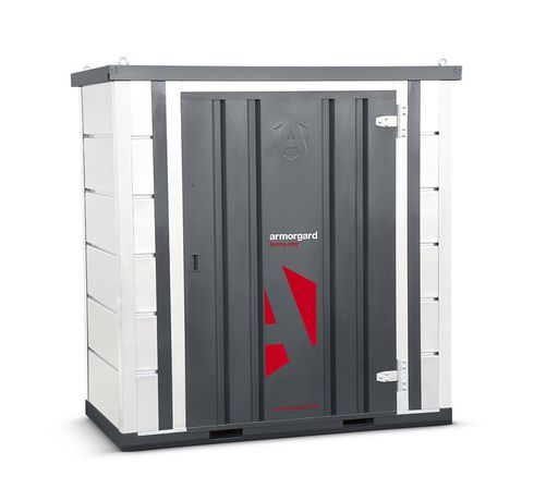 Armorgard Forma-Stor Quick-Assembly Walk In Storage Unit