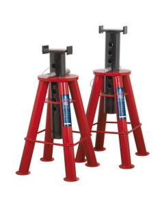Sealey Axle Stands (Pair) 10tonne Capacity per Stand