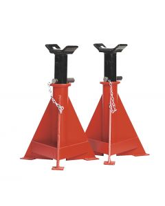 Sealey Axle Stands (Pair) 15tonne Capacity per Stand