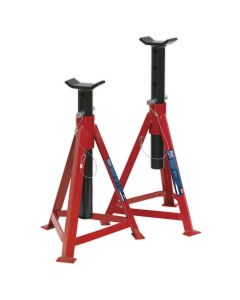 Sealey Axle Stands (Pair) 2.5tonne Capacity per Stand Medium Height